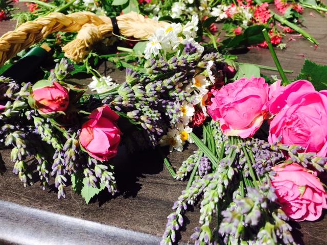 Blumenkränzchen